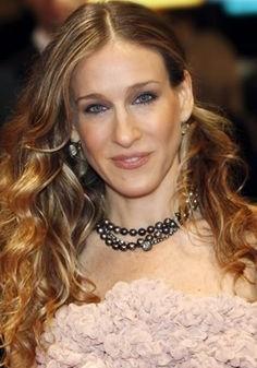 come scegliere le perle collana sarah jessica parker filo doppio corte perle nere