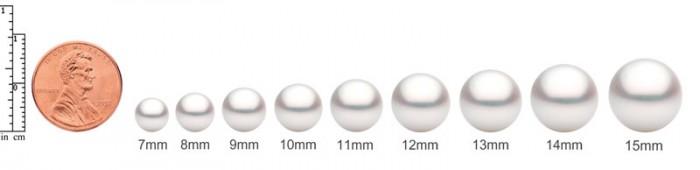 come scegliere le perle dimensioni gioielli