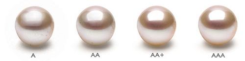 come scegliere le perle sistema di valutazione qualità AAA