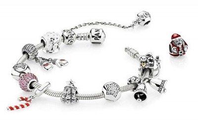 consigli per gioielli di natale bracciale pandora charms