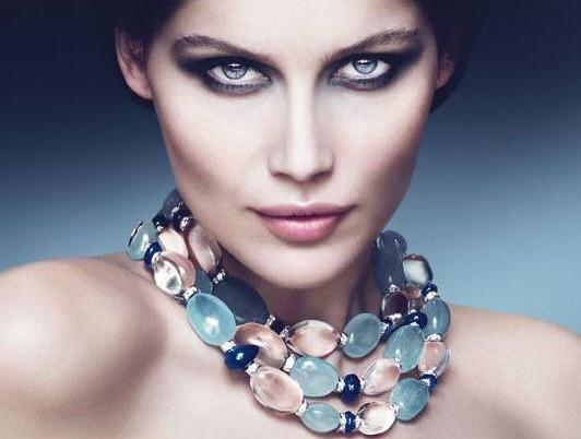 gioielli con topazio bulgari collana topazi blu bianca balti