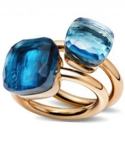 gioielli con topazio nudo-di-pomellato-modelli-per-i-10-anni anello topazio blu london