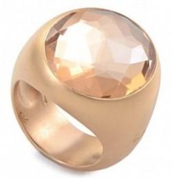 anello al mignolo chevalier briolette