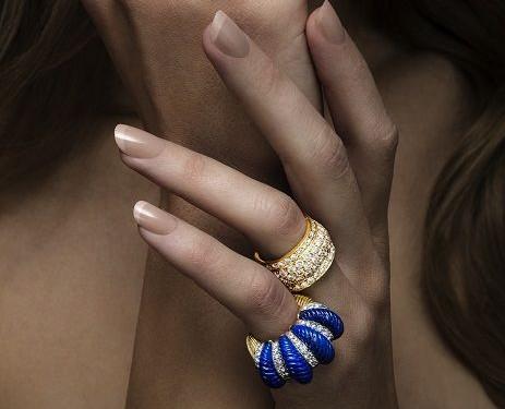 anello al mignolo chevalier anelli diamanti pietre preziose