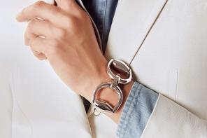 Gioielli Gucci argento: un punto interrogativo