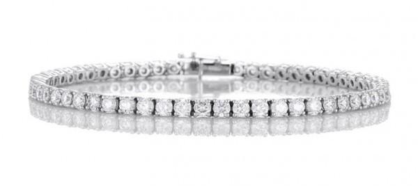 come scegliere bracciale tennis da regalare diamanti bianchi