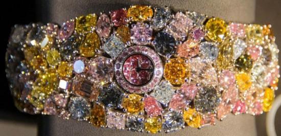 Chopard orologio 201 Carati gioielli più costosi del mondo