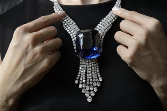 blue belle asia zaffiro gioielli più costosi del mondo