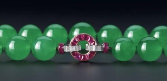 collana cartier giada rubini gioielli più costosi del mondo