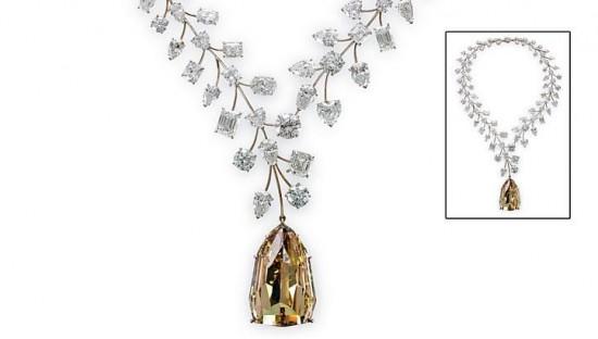 collana incomparable gioielli più-costosi del mondo diamante perfetto