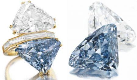 diamante-blu bulgari anello gioielli più costosi del mondo