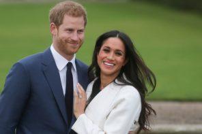 L'anello di fidanzamento di Meghan e Harry d'Inghilterra