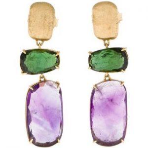 gioielli con pietre colorate