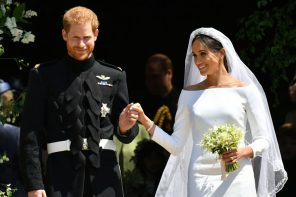 Gioielli royal wedding: Meghan Markle sposa