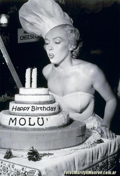 Auguri da Marilyn