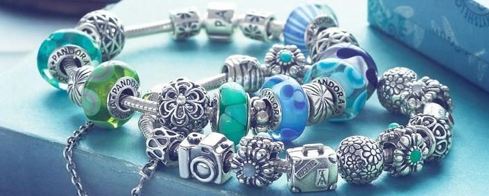 pandora gioielli charms bracciali componibili