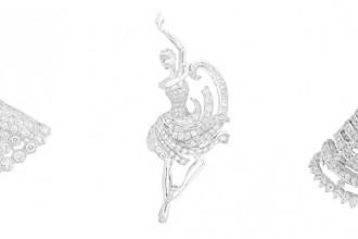 ballerine gioiello van cleef arpels