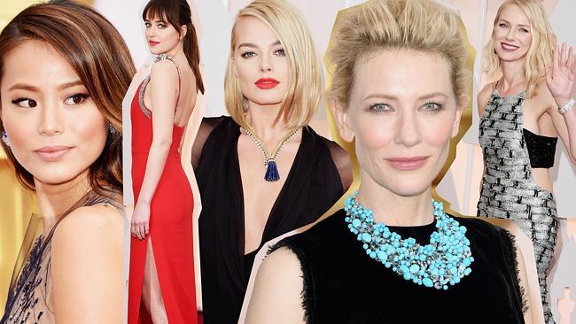 gioielli degli Oscar Academy Award 2015